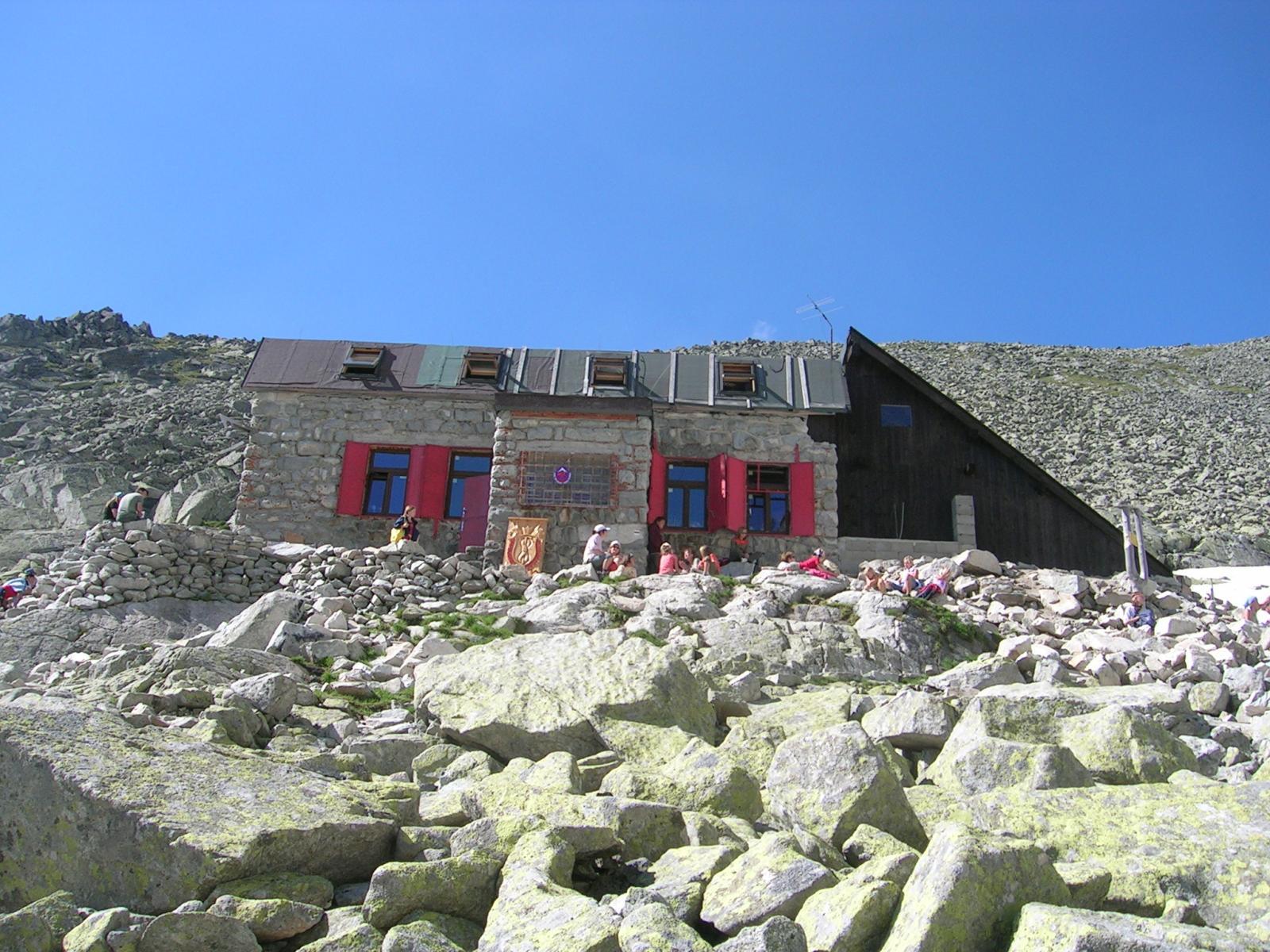 Chata pod Rysmi