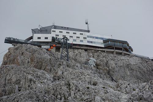 Dachstein glacier restaurant