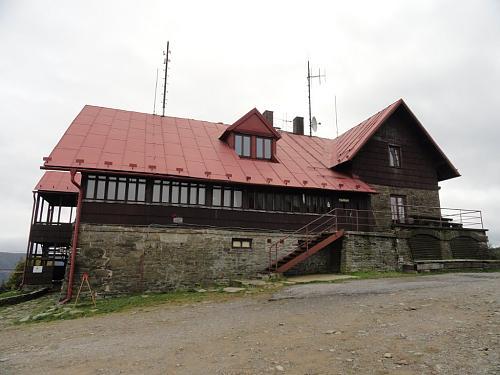 Turistická chata Javorový