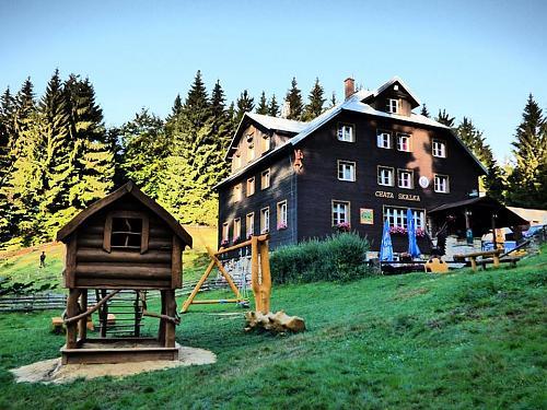 Horská chata Skalka