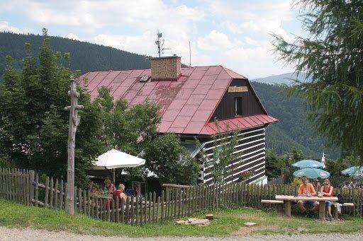 Horská chata Kamenitý