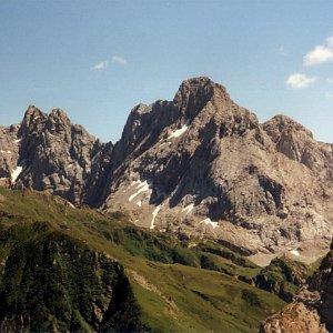 Hohe Warte / Monte Coglians