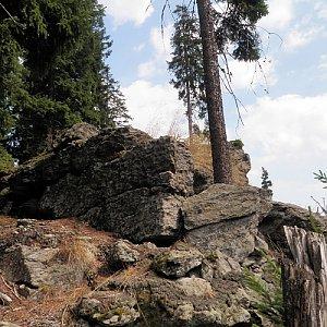 Stolová hora - JZ vrchol