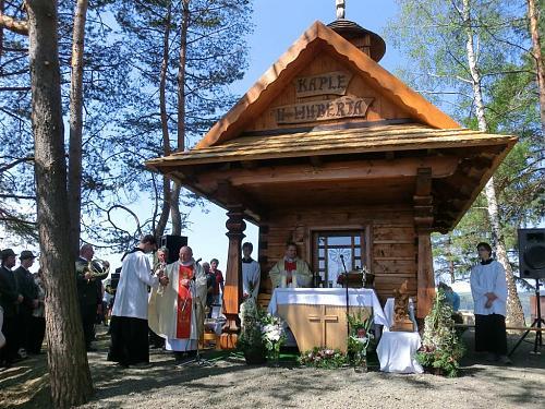 Surový vrch (Kaple sv. Huberta)