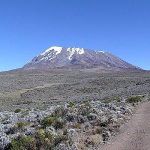 Kilimandžáro - Uhuru