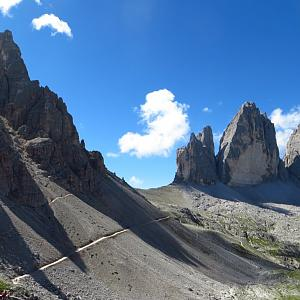 Monte Paterno - Paternkofel