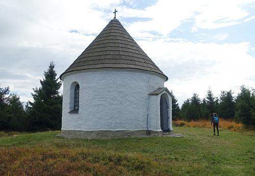 U Kunštátské kaple