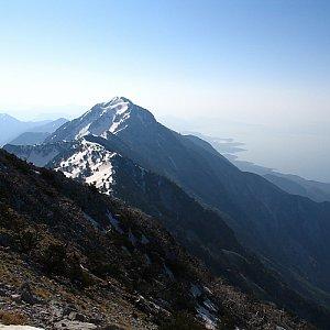 Mali i Çikës