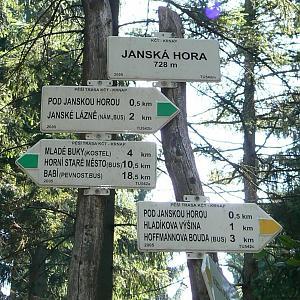 Janská hora