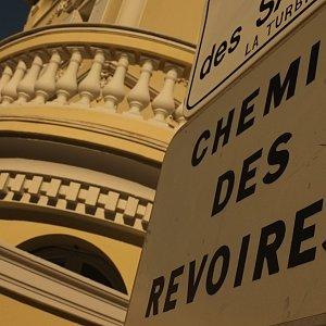 Monaco high point - Chemin des Révoires