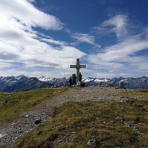 Wildkogel - panoramatická cesta