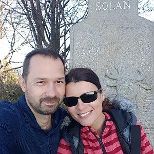 Procházka kolem Soláně