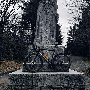 Cyklokros na Radhošť