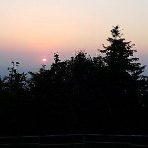 Hike - na Radhošť na západ slunce