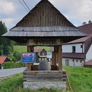 Na pomezí Moravskoslezských a Kysuckých Beskyd