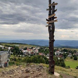 Via Czechia: Krušné hory (přechod Kraslice - Tisá)