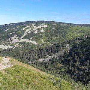 Krkonoše - Vysoké Kolo, Čertova hora