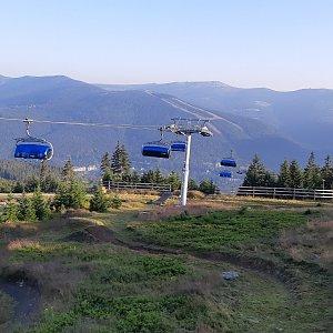 Krkonoše - Přední Planina