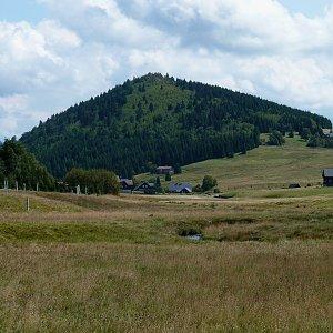 Bukovec, osada Jizerka a okolí