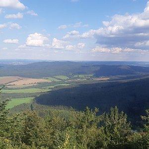 Nové Hrady - Kraví hora