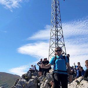Zakopané -  Gwiont 1894 m) - hora Kondracka (2005) - Kasprovy vrch - Zakopane