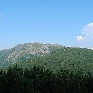 Babia hora ze Slané vody