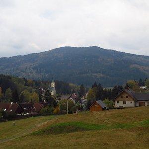 Malý Špičák, Tanvaldský Špičák a Světlý vrch