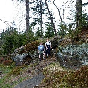 Tetřev - Velký Polom - Muřinkový vrch 2011