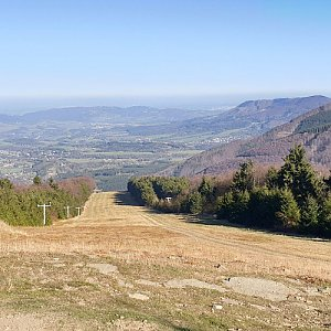 Radhošť > Radegast > Tanečnice > Zmrzlý vrch > Skalka > Čertův mlýn > Magurka > Folvark > Velká Stolová (26/32)
