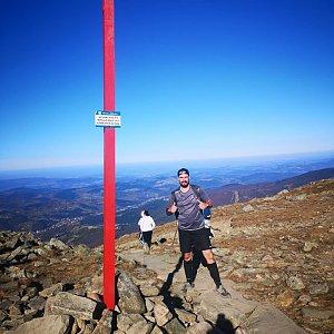 Nedělní výstup z Polska ze sedla Krowiarki přes Perć Akademików na vrchol Babí hory