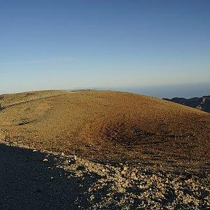 Pico de Teide - den první