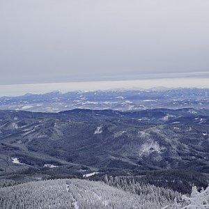 První skialpy