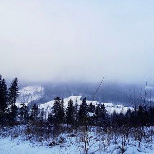 Pindula-Kaní-Chumchálky-Černá hora- Velká Polana-Radhošť-Radegast-Zmrzlý vrch-Noříčí hora
