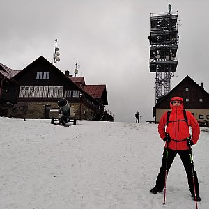 32 VRCHOLŮ BESKYD 2021 - Javorový vrch, Ostrý