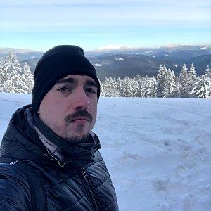 #Beskydy: z Bubálky po slovenské hranici