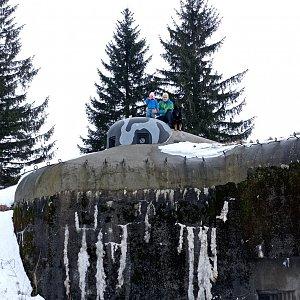 Přes Haničku na Anenský vrch