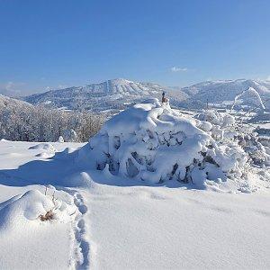 Králova a Kozlovická hora