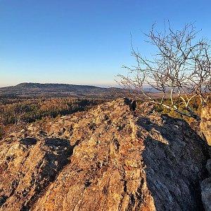 Krušná hora+Vraní skála