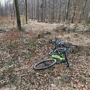 Přes trail a bukáč kolem Moravice
