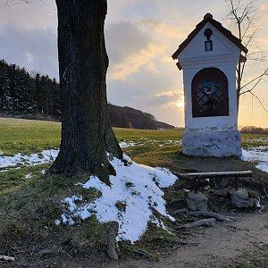 Kabátice - Holý vrch - Kubánkov - Ostružná