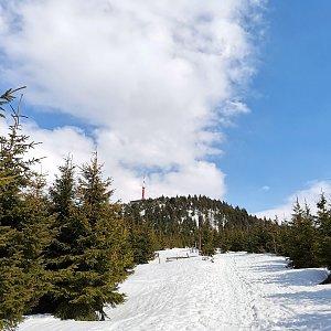 Lysá hora (12) z Mazáku