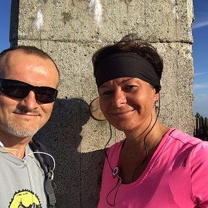 PePa na vrcholu Lysá hora (25.7.2019 7:42)
