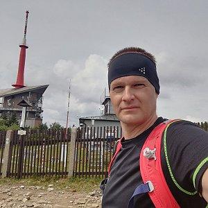 ZetBé na vrcholu Lysá hora (7.8.2019 11:34)