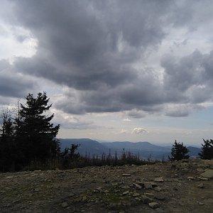 pa3k.soyka na vrcholu Lysá hora (7.8.2019 14:13)