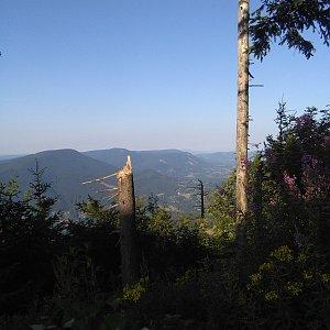 pa3k.soyka na vrcholu Lysá hora (9.8.2019 7:45)