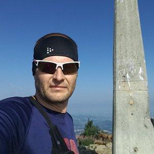 ZetBé na vrcholu Lysá hora (12.8.2019 9:13)