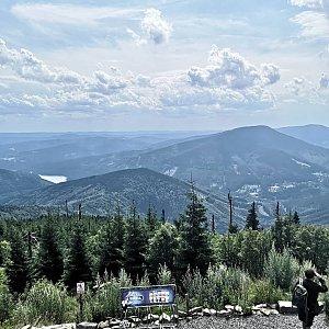 Dajik90 na vrcholu Lysá hora (2.8.2019 15:44)