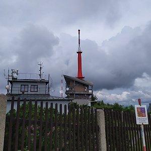 ŠenovKK na vrcholu Lysá hora (13.8.2019 15:07)