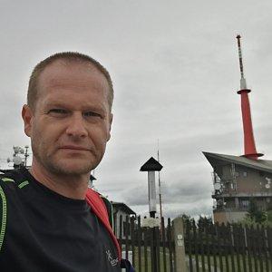 ZetBé na vrcholu Lysá hora (18.8.2019 10:20)