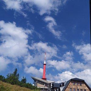 ŠenovKK na vrcholu Lysá hora (19.8.2019 14:49)